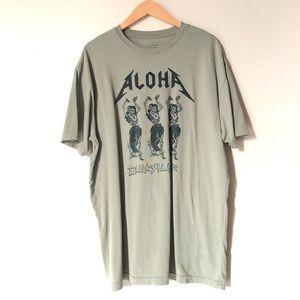 Quicksilver ALOHA t-shirt